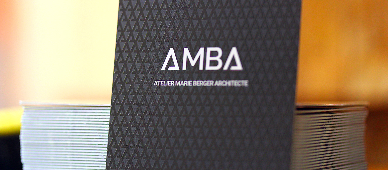 impression de supports de communication pour amba